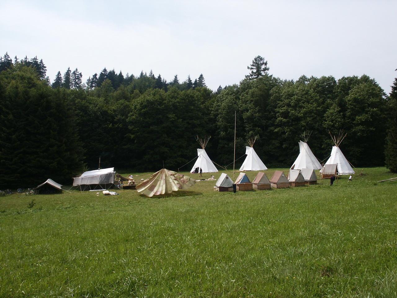 Tábor 2004 (1.7.2004 - 23.7.2004, Moráva)